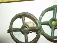 Самые ранние псалии в виде колеса