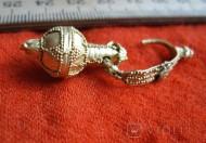 Золотой колт, византийской работы (Хазары)