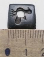 Подвеска «Голубь» 15 век