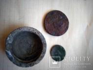 Урна погребальная бронзовая ЧК или Рим