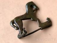 Фибула лошадка провинциальный Рим