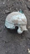 Бронзовый шлем Халкидского типа