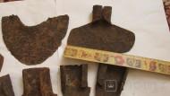 Схрон орудий труда периода Киевской Руси