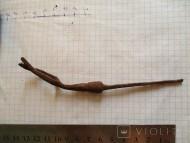 Двузубая вилка