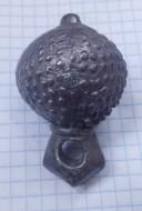 Кистень КР 11-13 век в оловянистой бронзе