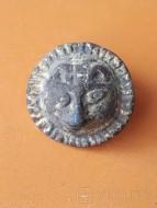Сбруйная или седельная накладка ЛЕВ КР 11-12 век.