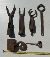 Подсошки и мушкетный ключ