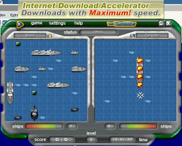 игра морской бой скачать бесплатно на компьютер - фото 3