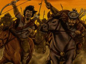 монголы-завоеватели