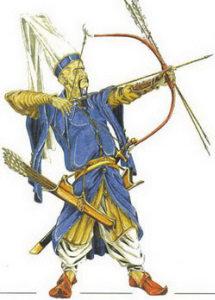 Янычар-лучник