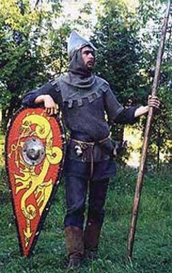 Норманнская кавалерия