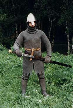 Двуручный меч викингов