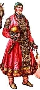 Хан из Чингульского кургана