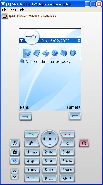 Эмулятор симулятор java телефона youtube.