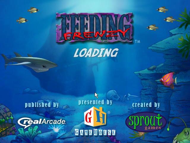 Игры детские про рыбок