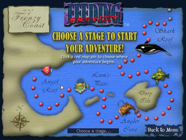 feeding frenzy 3 скачать бесплатно полную версию
