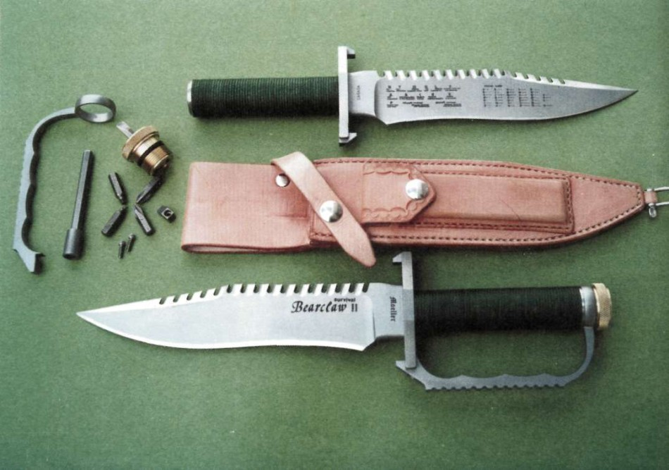 Боевые ножи сделать своими руками