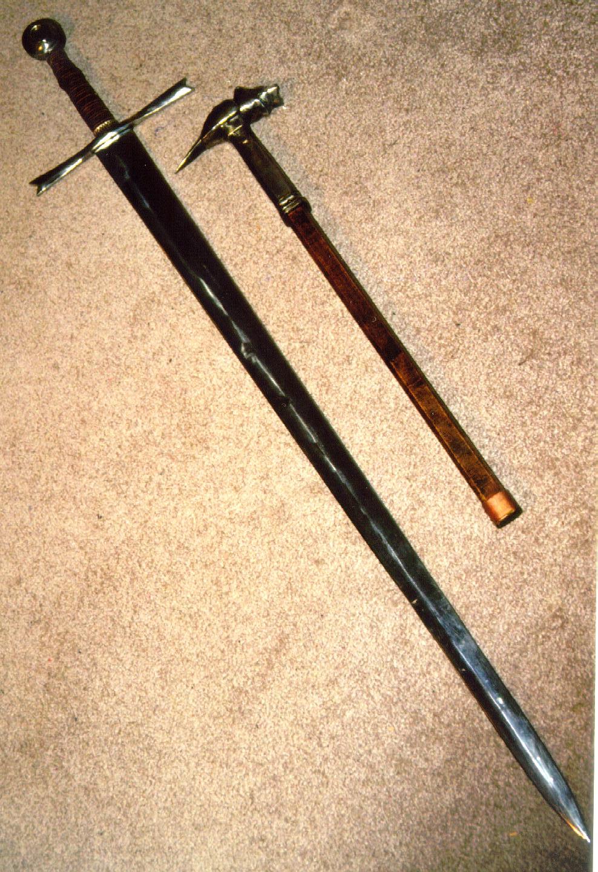 Русский меч своими руками фото 690
