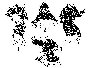 изображение кольчуг монгольского времени