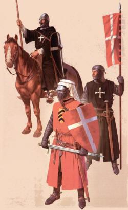 Рыцари госпиталиеры