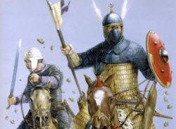воины тюркского каганата