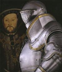 доспех Генриха 8
