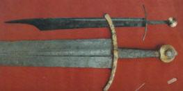 фальшион и меч