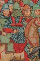 византийские доспехи и оружие