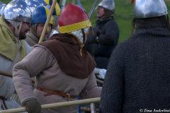 копейщик первой половины 13 века