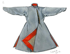 о сортах и цвете сукон в костюме украинского казачества (конец XVI-XVII вв.)