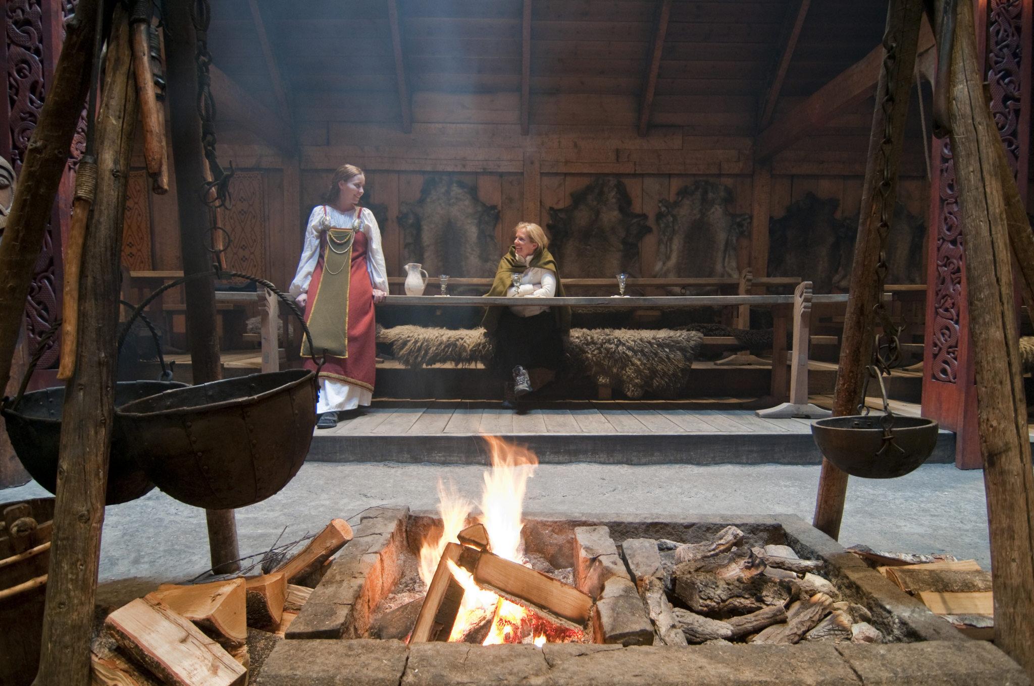 музей викингов лофотр фото облегчить