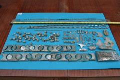 Клад шляхетского серебра и «Пшерворский пояс»