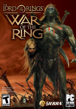Uruk-hai - The Lord of the Rings:  War of the Ring