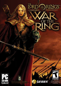 Elf - The Lord of the Rings: War of the Ring