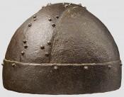 Сегментный шлем периода великого переселения народов