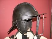 шлем Рачий хвост