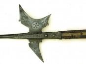 Австрийская (штиррская) алебарда-копьё около 1560 года