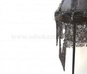 Южно-индийский кольчато-пластинчатый шлем