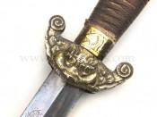 Китайский прямой меч Цзянь (Jian)