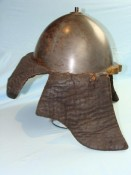 орошо сохранившийся шлем из Дальневосточного региона