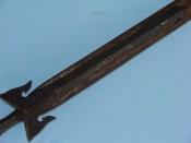 Индийский меч Патисса
