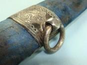 ушко и кольцо ножен шашки