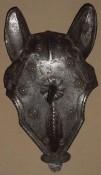 Налобная броня лошади Шамфрон. конец 16 века