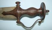 Клинок индийского меча