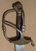 Немецкая сабля, середина 17 века