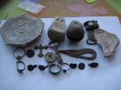 набор предметов периода Киевской Руси