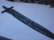 кинжал-меч КР 11-13вв