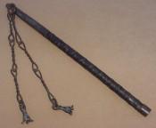 Плеть с крюкам для пыток