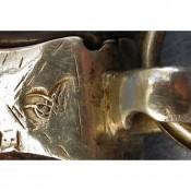 Обойма ножен турецкой сабли