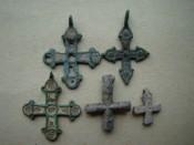 крестики времен Киевской Руси